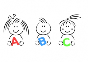 cute_school_child_design_vector_535301
