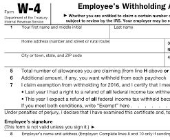 Remind Employees To Update Withholding