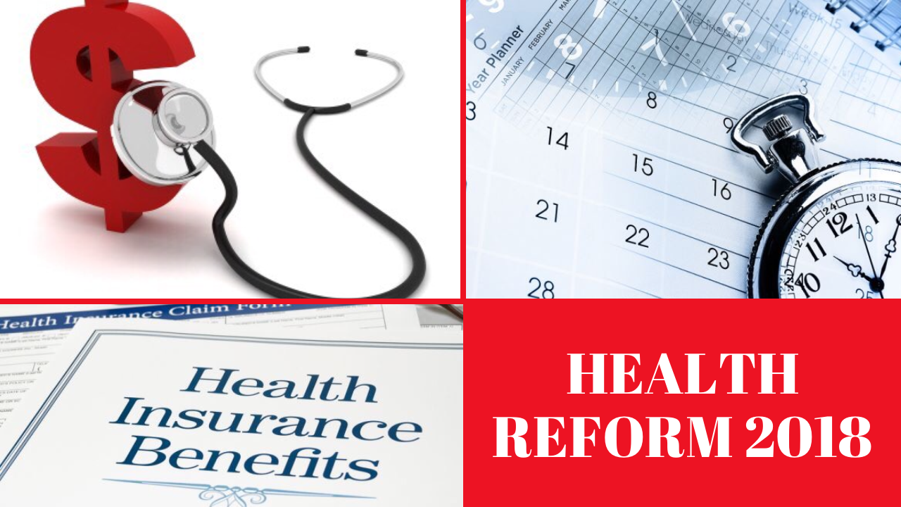 Flurry of Reform Activity Sign Employers, Health Plans Should Prepare To Respond To Last Minute Health Reforms This Fall
