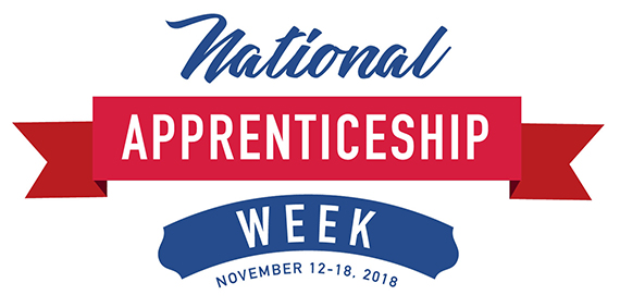 Plan Ahead to Celebrate National Apprenticeship Week 11/12-18